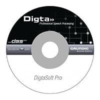 Update auf DigtaSoft Pro DVD (PDS5291-22), Diktiersoftware