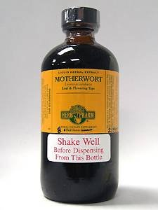Herb Pharm - Motherwort 8 oz -