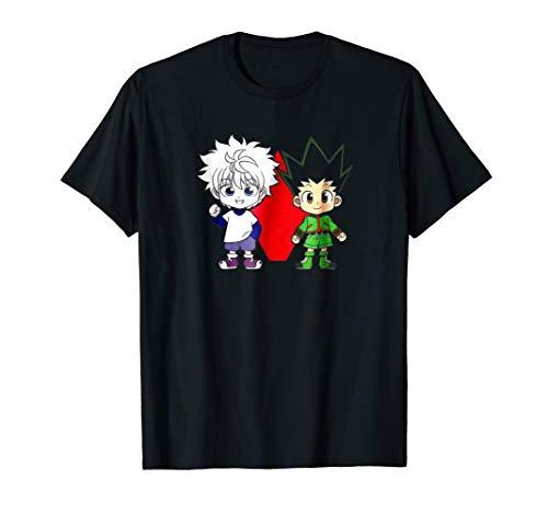 Hunters x Hunter Chibi Cute Gon Killua Gift - T Shirt for -