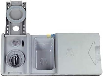 Combinación de dosificación Dosificador Dispensador de detergente Recipiente para detergente Lavavajillas Bosch Siemens 490467