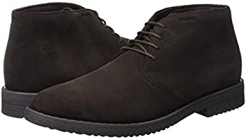 a menudo escucha Inspeccionar  Geox U Brandled B, Men's Desert Boots, Brown (Coffee C6009), 9 UK ...