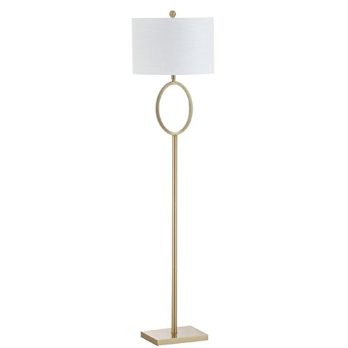 Lamp Floor Square Metal (Jonathan Y JYL1089A Floor Lamp, 15