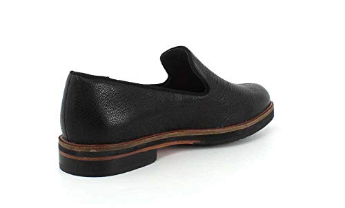 Womens Black Tumbled Loafer Leather Frida CLARKS Sd0nqS
