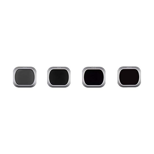 DJI Mavic 2 Pro Drone con Fotocamera Hasselblad L1D-20c + Set di Filtri per Mavic 2 Pro 5 spesavip