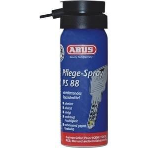 ABUS PS 88-Schmiermittel Spray fettfrei und Abwehr der Feuchtigkeit 50ml
