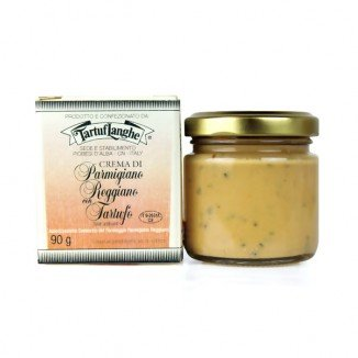 Parmigiano Reggiano Cheese Cream with Truffle