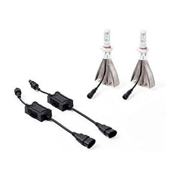 Amazon Com Putco 280004 Silver Lux H4 Led Headlight