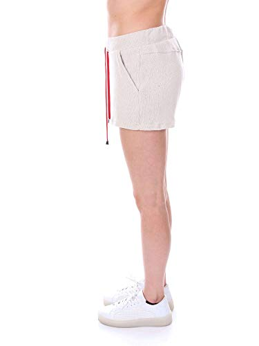 Numero00 Donna 2356grey Cotone Shorts Grigio ZOqwZrv