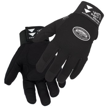 Revco 99PLUS-BLACK-XL Tool Handz Plus Reinforced Snug-Fitting Gloves, Synthetic, X-Large  (12 Pairs)