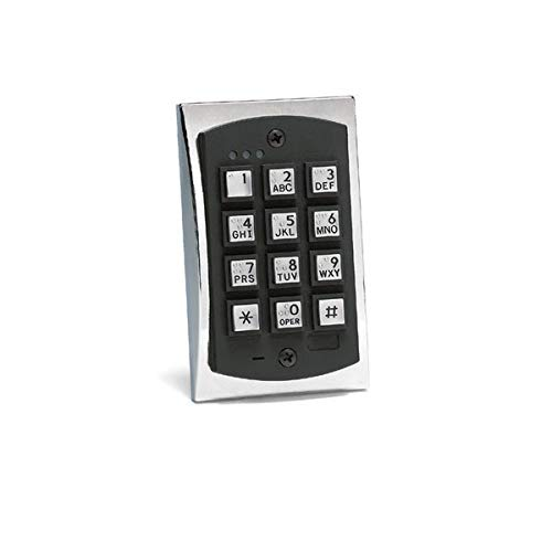 LINEAR 2000EM 2000 series eM style access control keyp by Linear