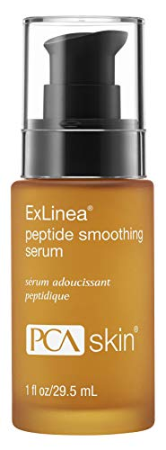 PCA SKIN ExLinea Peptide Smoothing Serum - Hydrates, Smooths & Firms Aging Skin, 1 fl. - Smoothing Smooth Serum