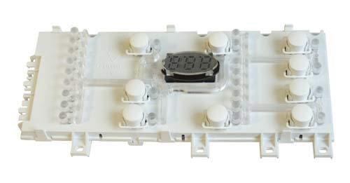 Módulo de control y pantalla para lavadora A.e.g: Amazon.es ...