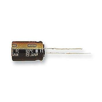 Panasonic Industrial Devices EEU-FM1C222 Capacitor Aluminum