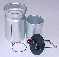 SEOH Calorimeter Electric Aluminum Vessel Assembly