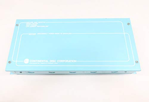 CONTINENTAL DISC LCB-400 Rupture DISC Monitor D627708