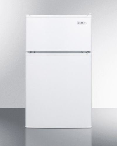 Energy Star Compliant Freezers - Ada Compliant Energy Star Listed Two-door Refrigerator-freezer WITH...