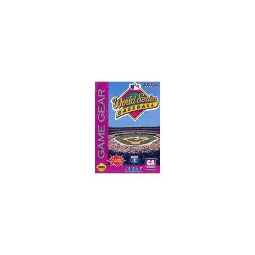World Baseball Sega Game Gear