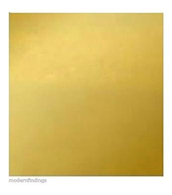 .125 x 2 x 8 Brass Sheet//Plate Alloy 260 1//8