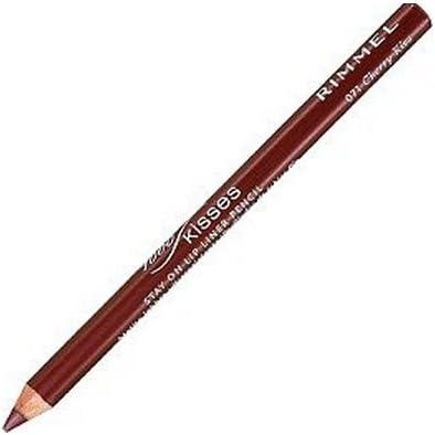 6 Pack) Rimmel London Lasting Finish 1000 Kisses Stay On Lip Liner Pencil – Cherry Kiss: Amazon.es: Salud y cuidado personal
