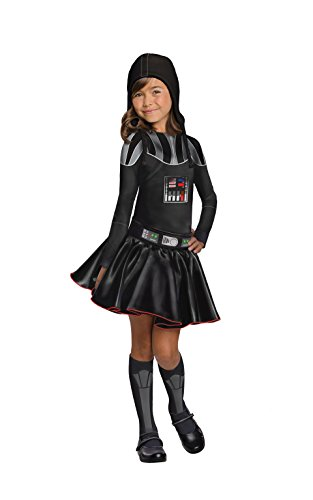 Star Wars Darth Vader Costume Dress, Medium -