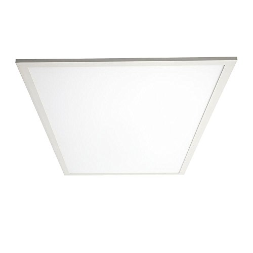 Sylvania Flat Panel - SYLVANIA LEDVANCE 74248 PANEL1A/032UNVD840/24/WH T8 Replacement LED Edge-Lit Panel Drop Ceiling Dimmable Fixture 2x4 32 Watt 4000k 3300 Lumens UL DLC ETL