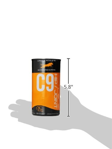 SportDOG Canine Athlete C9 Adult Hip/Joint Maintenance Supplement - 90 Wafers