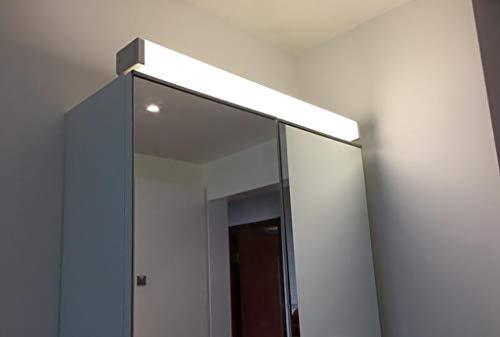 YANG Lámpara de Pared nórdica Led retroiluminado Espejo Downlight Simple Moderna lámpara de Espejo Lámpara de Pared Baño...