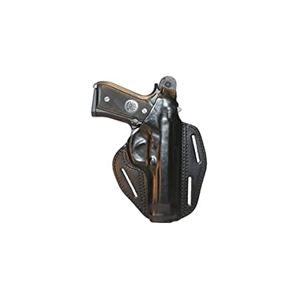 Amazon.com : BLACKHAWK! Leather Pancake Holster LH for S&W J Frame ...