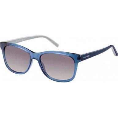 Tommy Hilfiger 2215306JR56EU TH 1985 6JR EU Blue Sunglasses