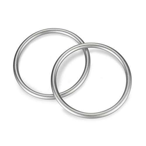 Accmor Baby Sling Ring 3 inch Aluminium Wrap Rings