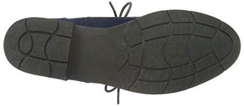 Marco Tozzi 25100, Women's Cold Lined Chukka Boots Short Length Blue (Navy 805)
