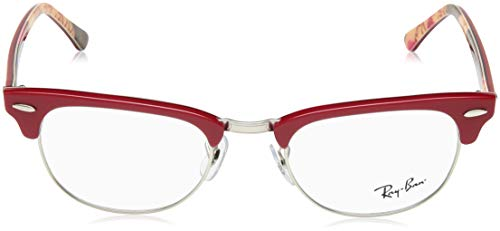 Camuflage Red Rx5154 ban Ray texture Unisex Eyeglasses ZAw4Rxnpq6