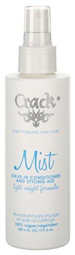 Crack Anti Frizz Improved Shine Styling Spray
