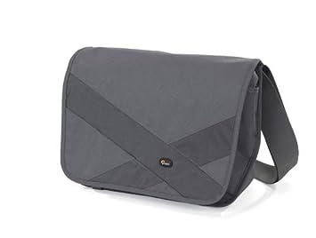 Amazon.com: Lowepro Exchange Messenger Camera Bag (Gray): Camera ...