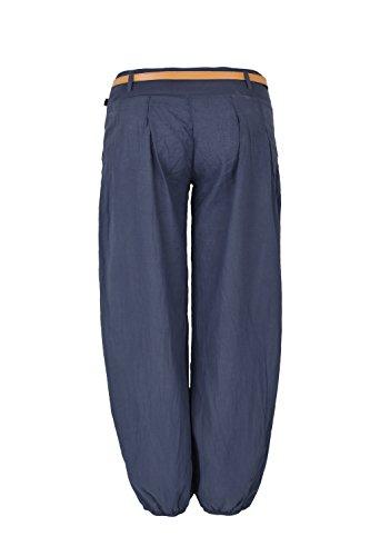 Pantalones holgados Pantalones con cintur holgados 4qHr4