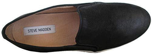 Leather Steve Black Steve Madden Madden Bellie ZRgYq