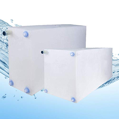 RecPro Fresh and Gray Water Holding Tank | Combo Pack | Concession/Food Truck Holding Tank (21 & 30 Gallon) ()