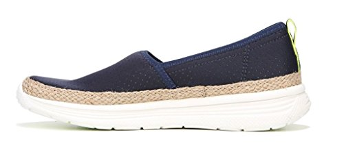 Bzees Mujeres Wander Sporty Slip-on Navy