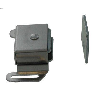 Amerock BP9783AL 1-1/8'' Aluminum Magnetic Catch