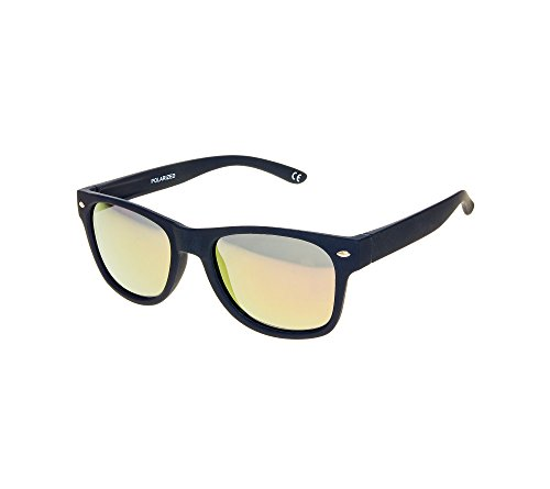Paradise Collection Men's Polarized Retro Square - Collection Sunglasses Paradise