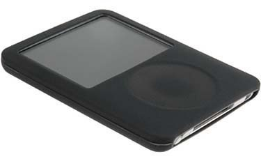 Nano 3g Skin Case - FE Solid Black Silicone case,skin protector,cover