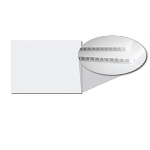 Corrugated Plastic WHITE Sign Blanks product image