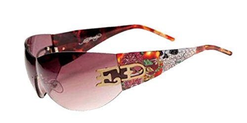 Ed Hardy EHS052 Sunglasses - - Glass Hardy