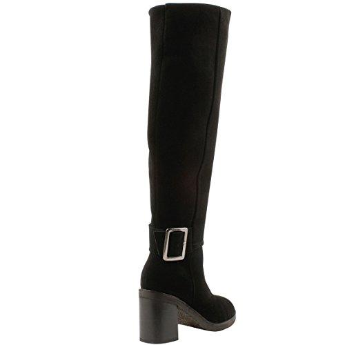 Black Paris Exclusif Women's Paris Boots Exclusif qxZwvP0