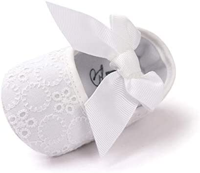 Benhero Baby Infant Girls Soft Sole Floral Princess Mary Jane