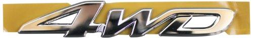 toyota 4wd emblem - 1