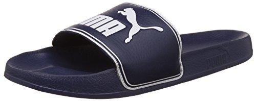 02 Peacoat Piscine Chaussures Plage Adulte de et Bleu white Mixte Leadcat Puma 5zqXw7PX