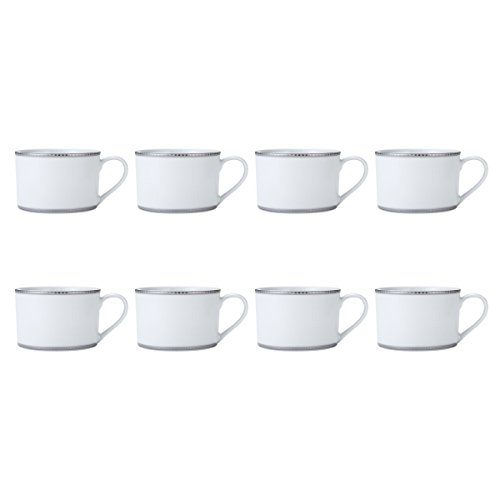 Mikasa Regent Bead 40-Piece Porcelain Dinnerware Set, Service for 8 by Mikasa (Image #4)