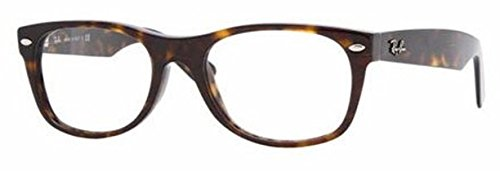 Ray-Ban RX 5184 New Wayferer Eyeglasses Tortoise 52mm & Cleaning Kit - Ray 5184 Ban