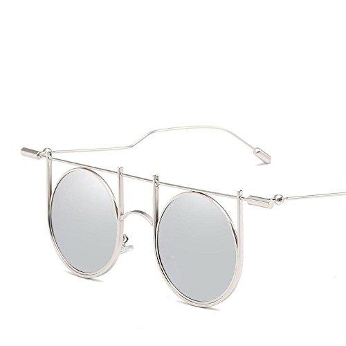 Tendencia los y de Gafas Americanas de Sol a Estilo Europeas Estilo Nuevas con pie de Cool R Sol de la Sol de Mostrar Axiba de Versión G Personalidad de Gafas creativos Regalos Gafas Etro Hombres SqwP78n